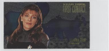 1996 SkyBox Star Trek: First Contact Cinema Collection Characters #C5 - Deanna Troi