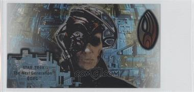 1996 SkyBox Star Trek: First Contact Cinema Collection Techno-Cell Borg #B1 - Borg
