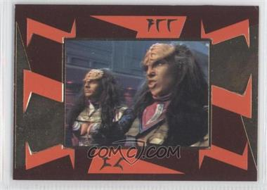 1996 SkyBox Star Trek The Next Generation Season 5 [???] #S26 - Lursa and B'Etor