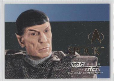 1996 SkyBox Star Trek The Next Generation Season 5 [???] #S29 - [Missing]
