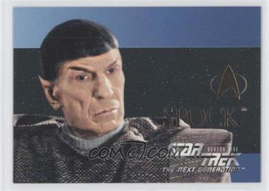 1996 SkyBox Star Trek The Next Generation Season 5 [???] #S29 - [Missing]