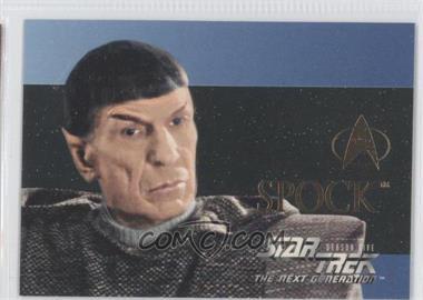 1996 SkyBox Star Trek The Next Generation Season 5 [???] #S29 - Spock