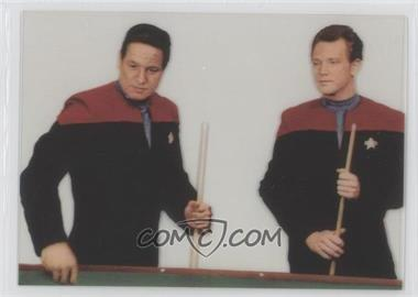 1996 SkyBox Star Trek Voyager #201 - [Missing]