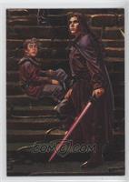 Anakin Solo, Princess Leia Organa