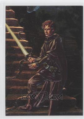 1996 Topps Finest Star Wars Embossed Foil #F6 - [Missing]