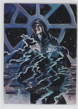 1996 Topps Finest Star Wars Matrix #MN/A - [Missing]