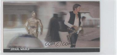 1996 Topps Star Wars 3Di Widevision MultiMotion #19 - [Missing]