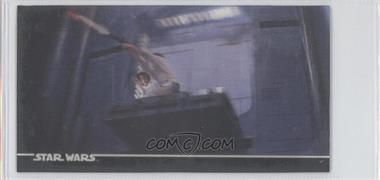 1996 Topps Star Wars 3Di Widevision #38 - [Missing]