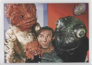1997 Inkworks Lost in Space: The Classic Series [???] #P-3 - [Missing]