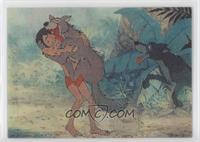 Mowgli, Bagheera