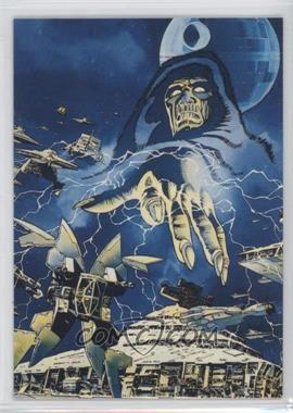 1997 Topps Star Wars Galaxy Magazine Cover Gallery #C1 - Star Wars Galaxy Magazine #8