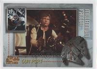 Gun Port (Millenium Falcon)