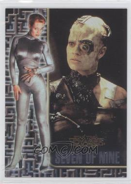 1998 Skybox Star Trek Voyager: Profiles - Seven of Nine #2 - [Missing]