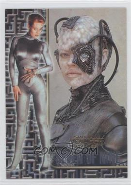 1998 Skybox Star Trek Voyager: Profiles [???] #1 - [Missing]