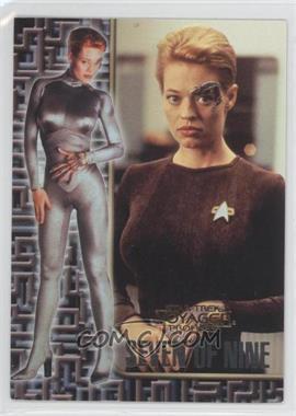 1998 Skybox Star Trek Voyager: Profiles [???] #9 - [Missing]
