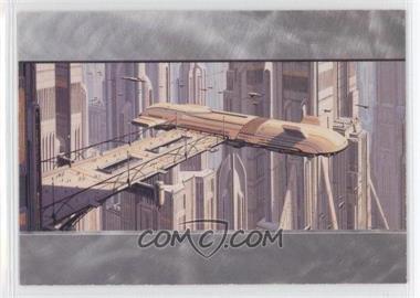 1998 Topps Star Wars Galaxy Collector - [Base] #SW2 - Star Wars: Episode I Design....