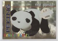 Retired - Peking the Panda