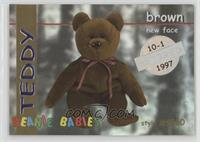 Retired - Teddy the Brown Bear