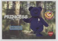 Birthday or Rookie - Princess the Bear