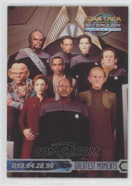 1999 Rittenhouse Star Trek: Deep Space Nine Memories from the Future Promos #N/A - [Missing]