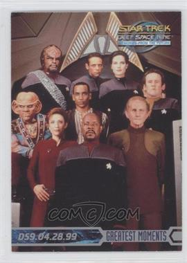 1999 Rittenhouse Star Trek: Deep Space Nine Memories from the Future Promos #NoN - [Missing]