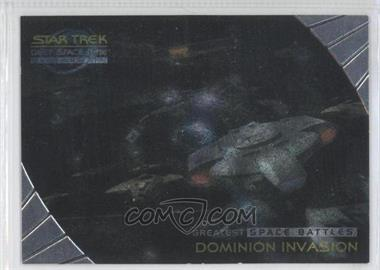 1999 Skybox Star Trek Deep Space Nine: Memories from the Future [???] #SB7 - Dominion Invasion