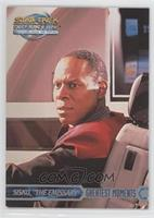 Sisko The Emissary