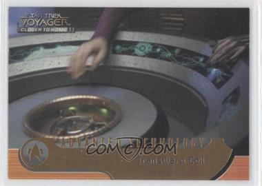 1999 Skybox Star Trek Voyager: Closer to Home - Advanced Technology #AT4 - [Missing]
