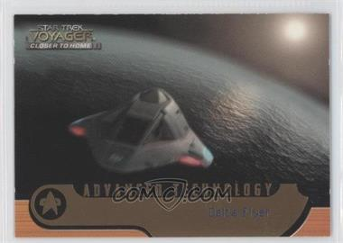 1999 Skybox Star Trek Voyager: Closer to Home [???] #AT2 - [Missing]
