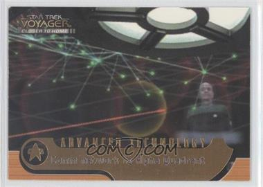 1999 Skybox Star Trek Voyager: Closer to Home [???] #ATAT9 - [Missing]