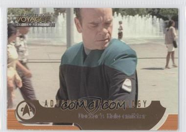 1999 Skybox Star Trek Voyager: Closer to Home Advanced Technology #AT1 - [Missing]