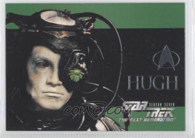 1999 Skybox Star Trek the Next Generation Season 7 Foil Embossed #S42 - [Missing]