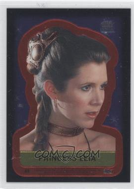 1999 Topps Star Wars Chrome Archives [???] #D3 - Princess Leia