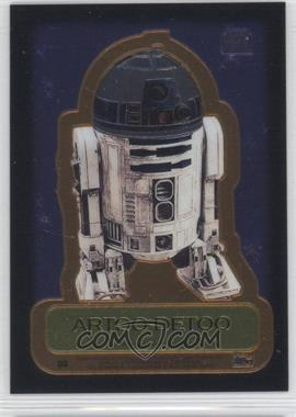1999 Topps Star Wars Chrome Archives [???] #D8 - Artoo-Detoo