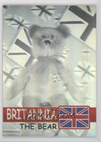 Rare Bear Holograms - Britannia the Bear /4444