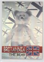 Rare Bear Holograms - Britannia the Bear /4444