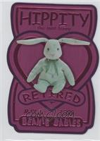 Retired - Hippity the Mint Bunny /10080