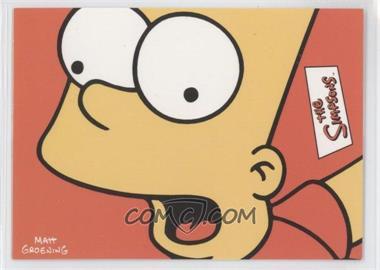 2000 Inkworks The Simpsons Promos #P-1 - Bart Simpson