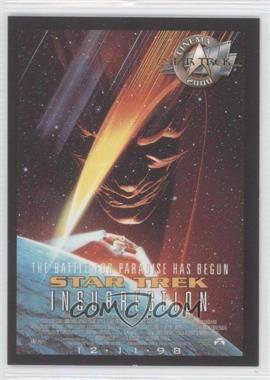 2000 Skybox Star Trek: Cinema 2000 - Posters #P9 - [Missing]