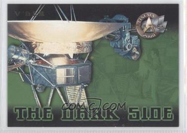 2000 Skybox Star Trek: Cinema 2000 - The Dark Side #1DS - V'Ger