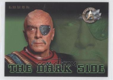 2000 Skybox Star Trek: Cinema 2000 - The Dark Side #6DS - General Chang