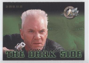 2000 Skybox Star Trek: Cinema 2000 - The Dark Side #7DS - Dr. Tolian Soran