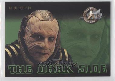 2000 Skybox Star Trek: Cinema 2000 - The Dark Side #9DS - Ru'afo