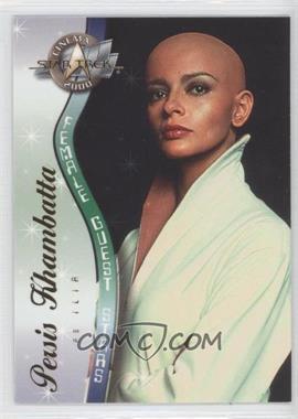 2000 Skybox Star Trek: Cinema 2000 Female Guest Stars #F1 - Paris Khambatta as Ilia