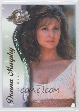 2000 Skybox Star Trek: Cinema 2000 Female Guest Stars #F9 - Donna Murphy as Anij