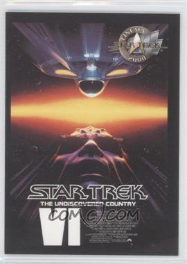 2000 Skybox Star Trek: Cinema 2000 Posters #P6 - [Missing]
