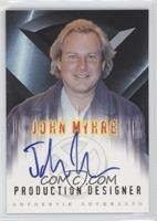 John Myhre (Production Designer)