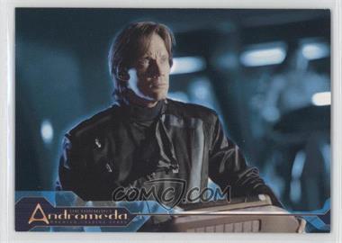 2001 Inkworks Andromeda Season 1 - Promos #P1 - Dylan Hunt
