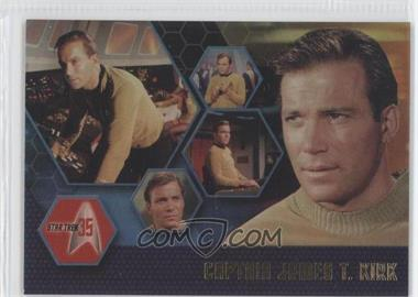 2001 Rittenhouse Star Trek: 35 [???] #P1 - [Missing]