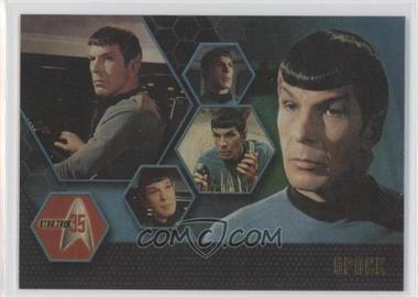 2001 Rittenhouse Star Trek: 35 [???] #P2 - [Missing]